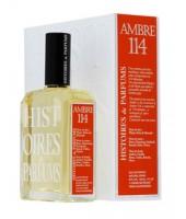 HISTOIRES DE PARFUMS - AMBRE 114 - EAU DE PARFUM