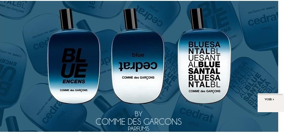 blue comme des garcons parfums